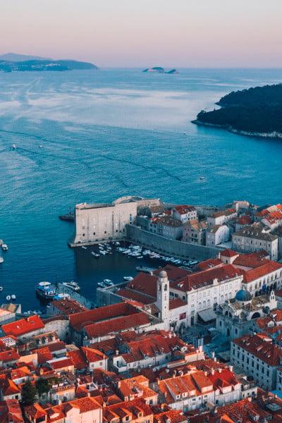 Visit Dubrovnik Old Town while staying at Kalamota