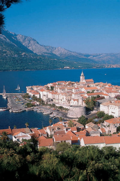 Take a day off to explore the beauties of the enchanting Korčula Island